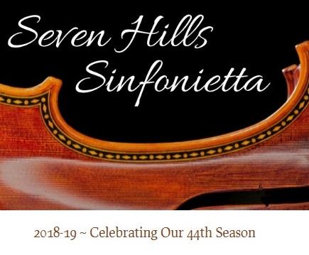2018 Summer Concert with Sinfonietta